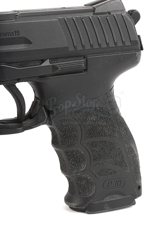 THE AVENGERS (2012) - Hawkeye's (Jeremy Renner) H&K P30 Stunt Pistol - Image 4 of 10