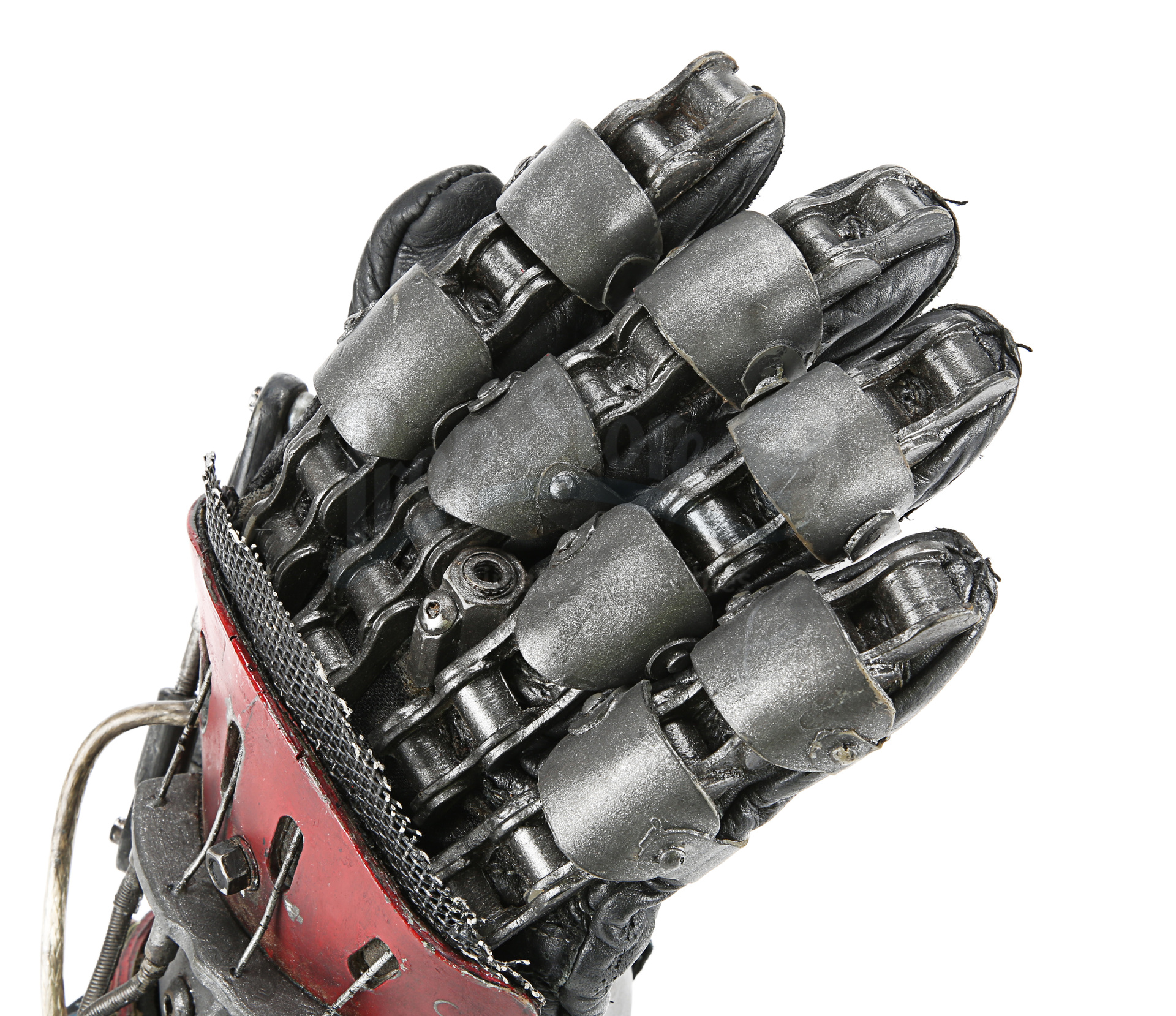 ASH VS EVIL DEAD (TV SERIES) - Ash's (Bruce Campbell) Mechanical Hand - Image 10 of 12