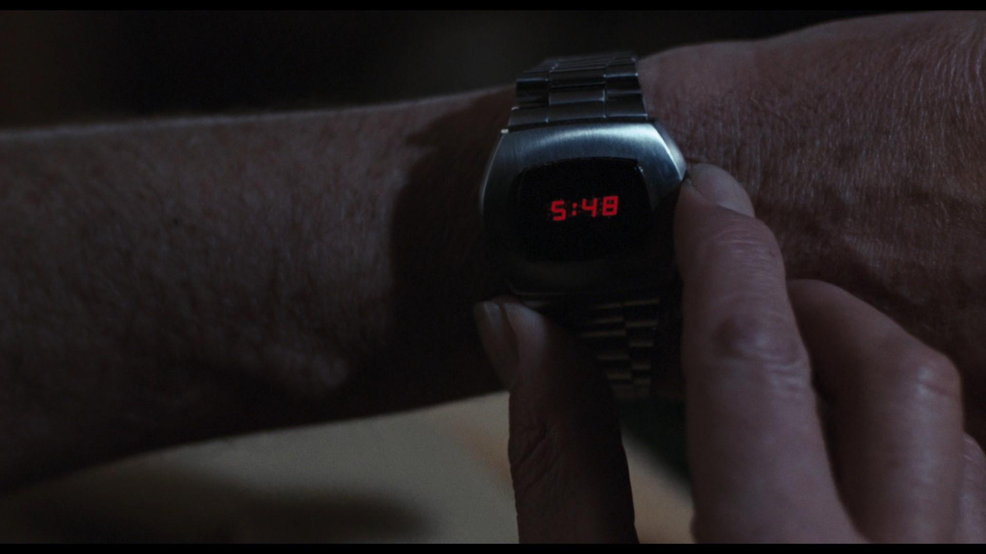 JAMES BOND: LIVE AND LET DIE (1973) - James Bond's (Roger Moore) Hamilton Pulsar Watch, On-set Photo - Image 10 of 13