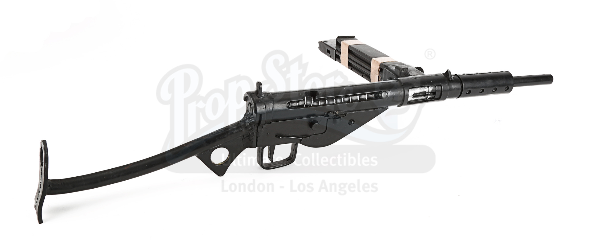 ALLIED (2016) - Max's (Brad Pitt) Sten Submachine Gun - Image 11 of 15