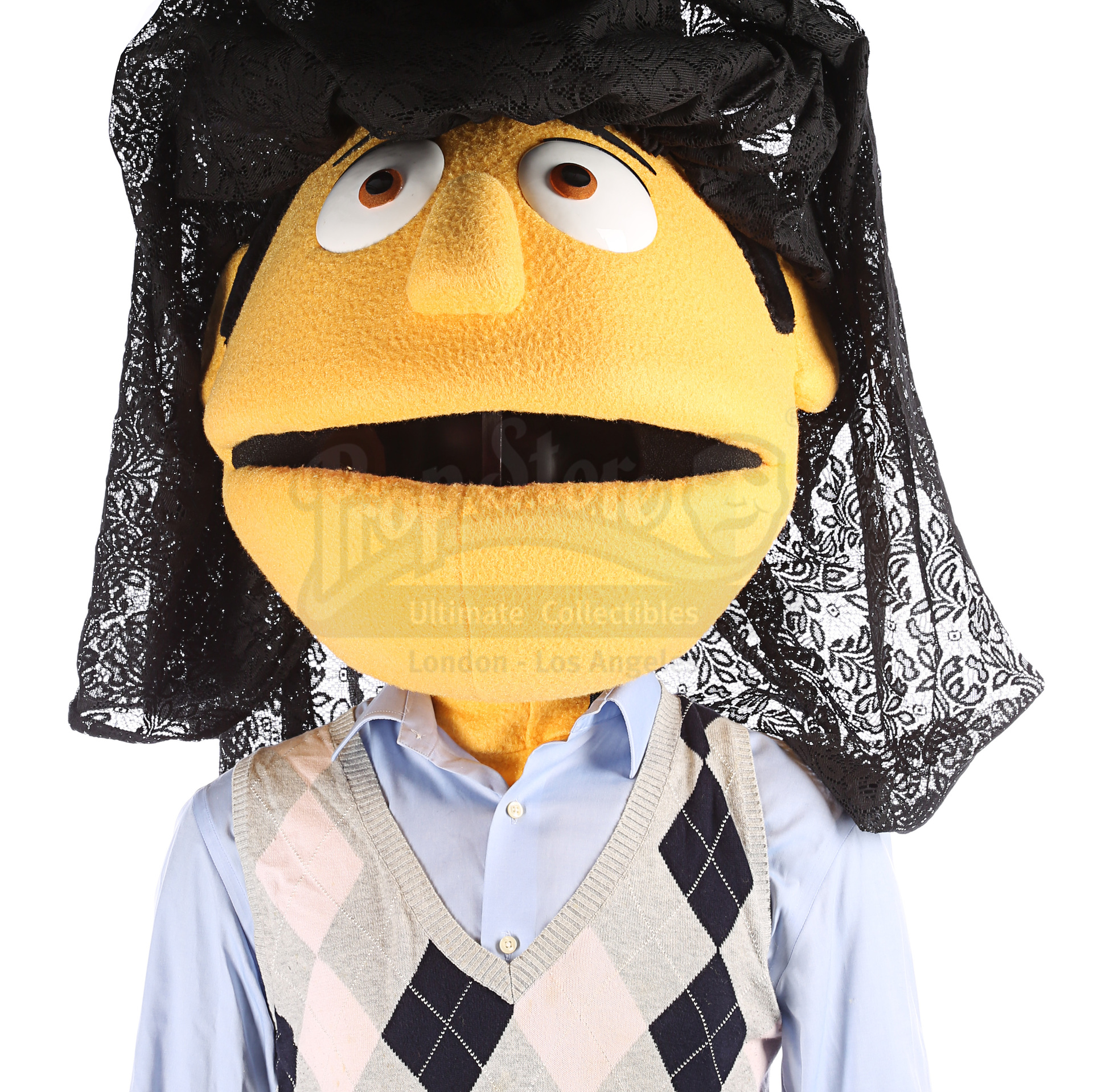 AVENUE Q (STAGE SHOW) - Wedding Puppet Collection: Kate Monster, Nicky, Princeton, Rod, Kate Monster - Image 22 of 23