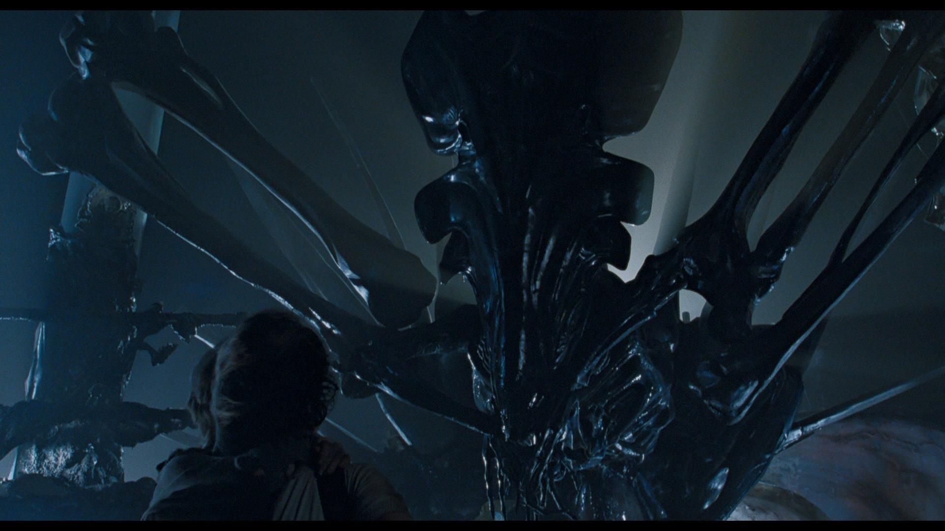 ALIENS (1986) - Full-size Promotional Alien Queen - Image 37 of 38