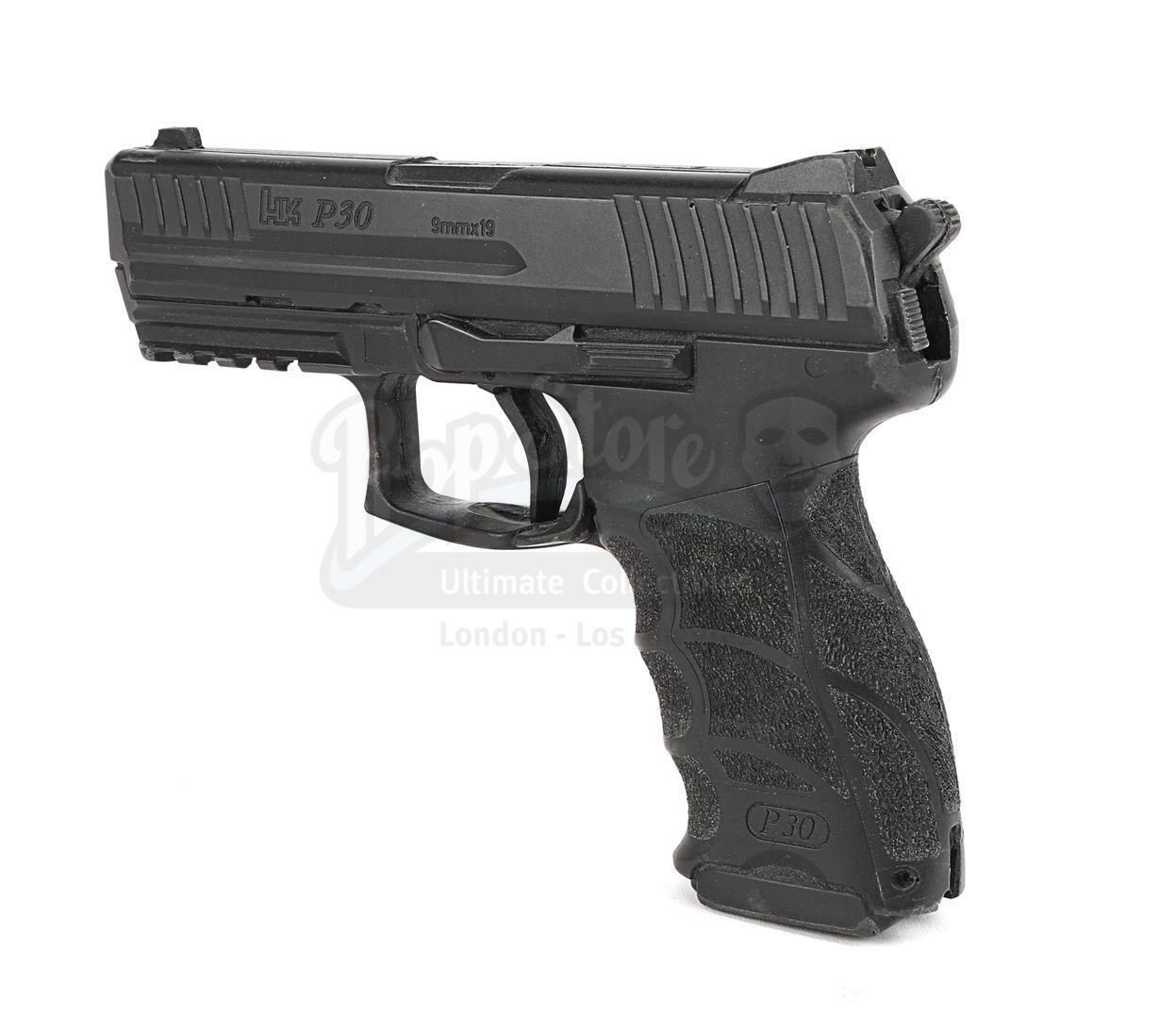 THE AVENGERS (2012) - Hawkeye's (Jeremy Renner) H&K P30 Stunt Pistol - Image 6 of 10