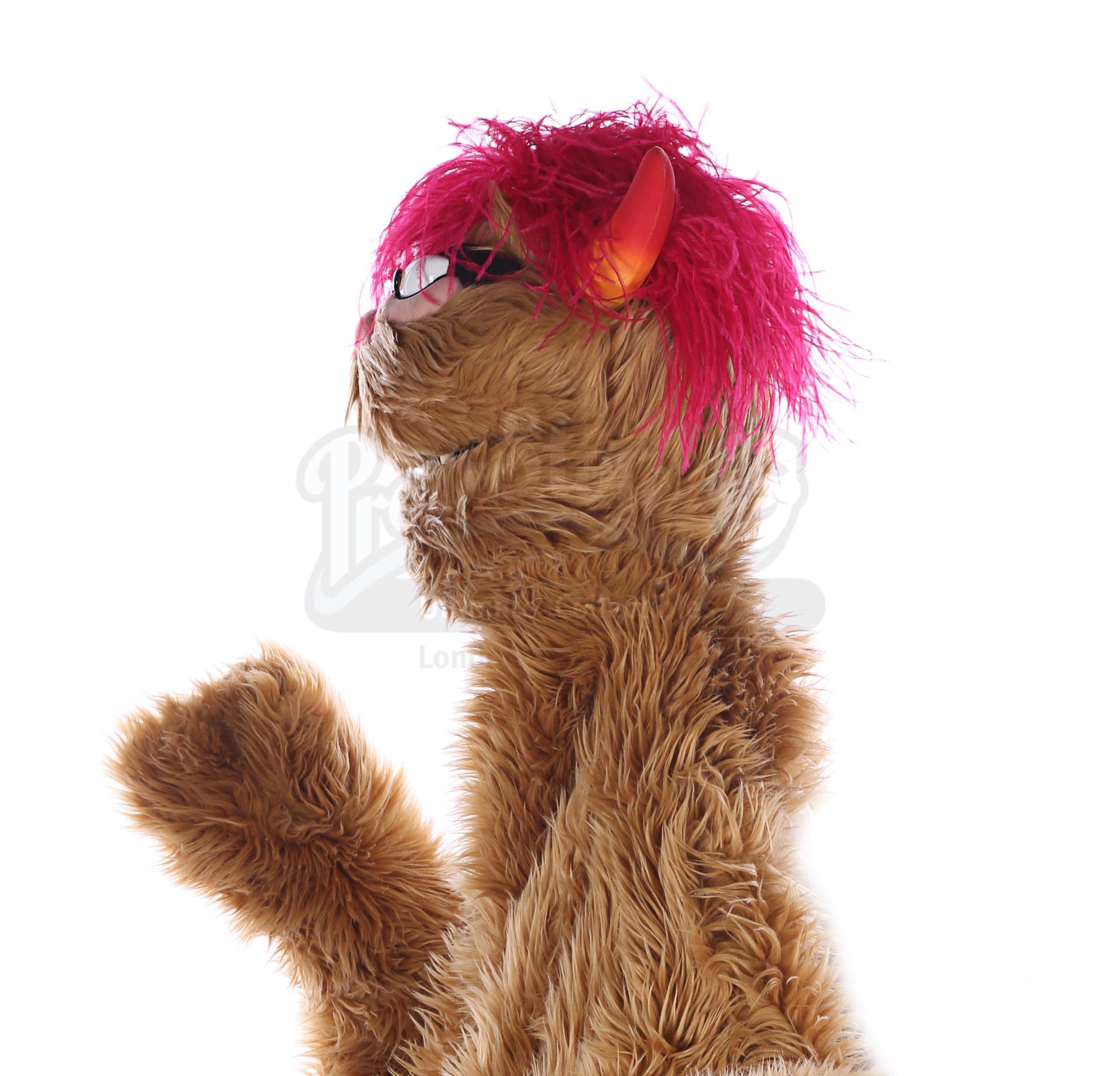 AVENUE Q (STAGE SHOW) - Trekkie Monster Puppet - Image 4 of 5