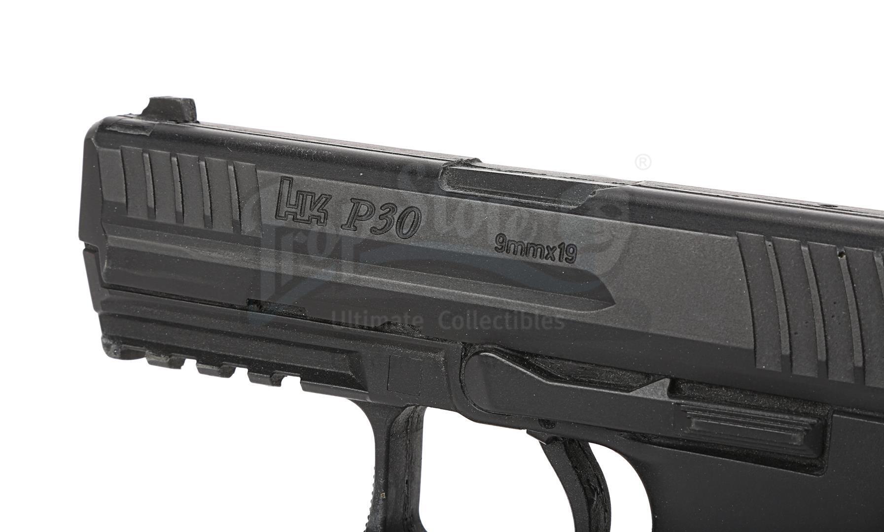 THE AVENGERS (2012) - Hawkeye's (Jeremy Renner) H&K P30 Stunt Pistol - Image 7 of 10