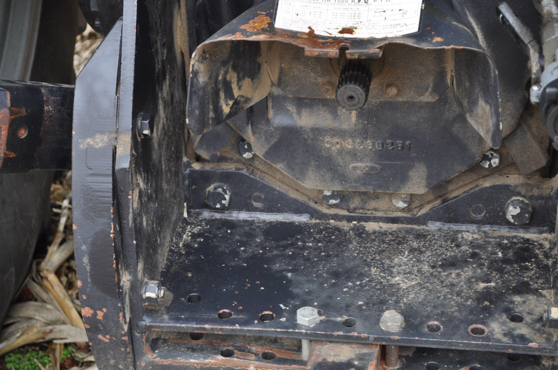 Deutz Allis 9150 tractor, MFWD, 18.4 R 42 duals, 420/85 R 28 tires, 6+3 speed range, 2 hyd - Image 10 of 20