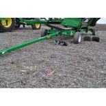 Unverferth HT 25 header cart, lights, 225/55 R 12 tires