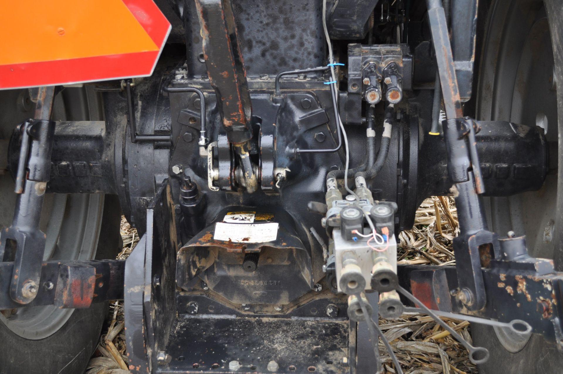Deutz Allis 9150 tractor, MFWD, 18.4 R 42 duals, 420/85 R 28 tires, 6+3 speed range, 2 hyd - Image 7 of 20