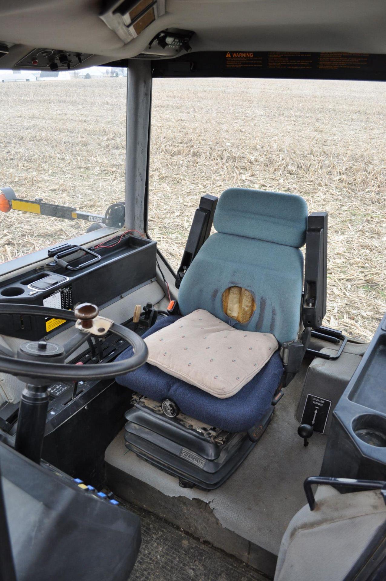 Deutz Allis 9150 tractor, MFWD, 18.4 R 42 duals, 420/85 R 28 tires, 6+3 speed range, 2 hyd - Image 13 of 20