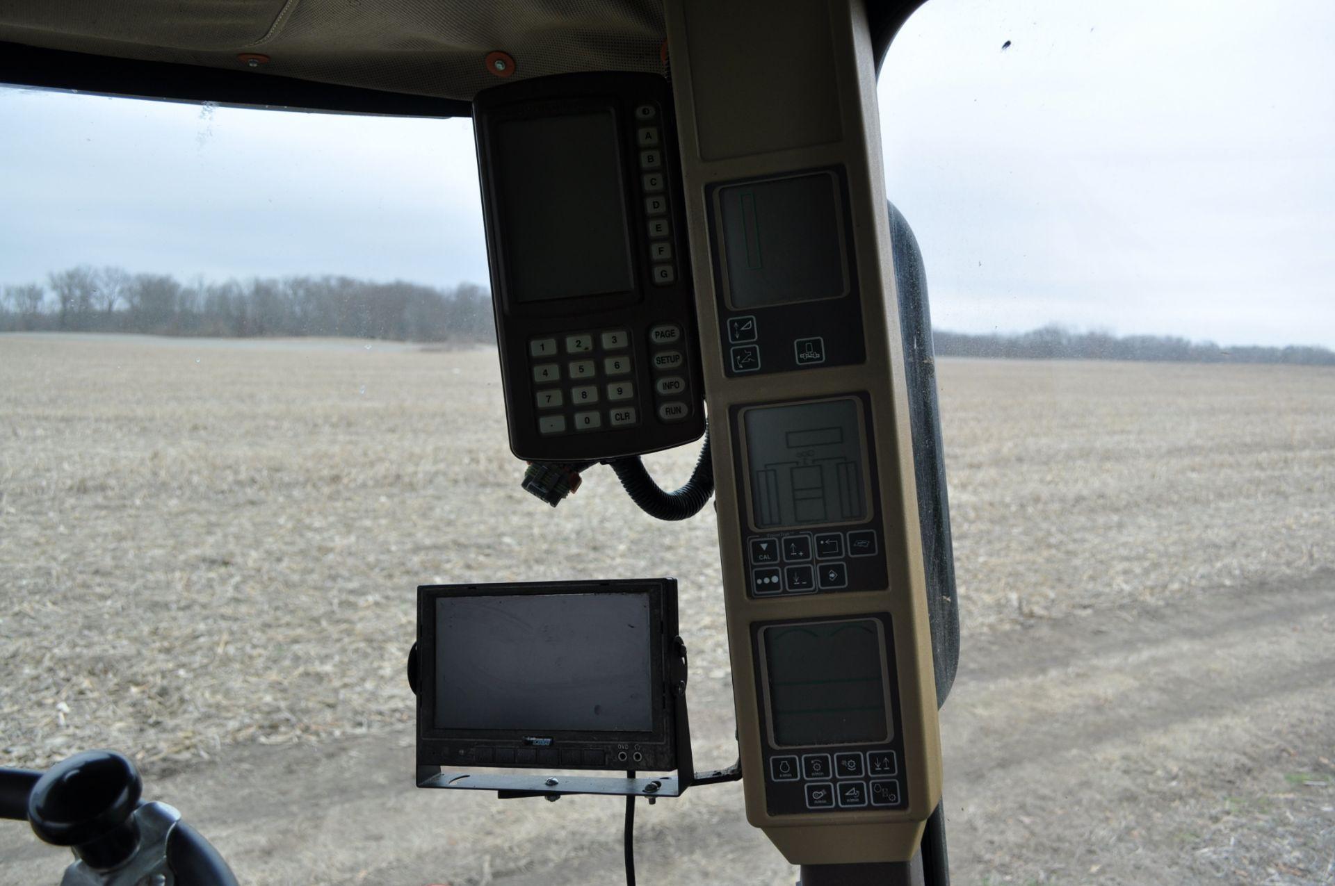 John Deere 9450 combine, 30.5-L32 drive, NEW 14.9-24 rear, chopper, chaff spreader, Mauer bin - Image 19 of 24