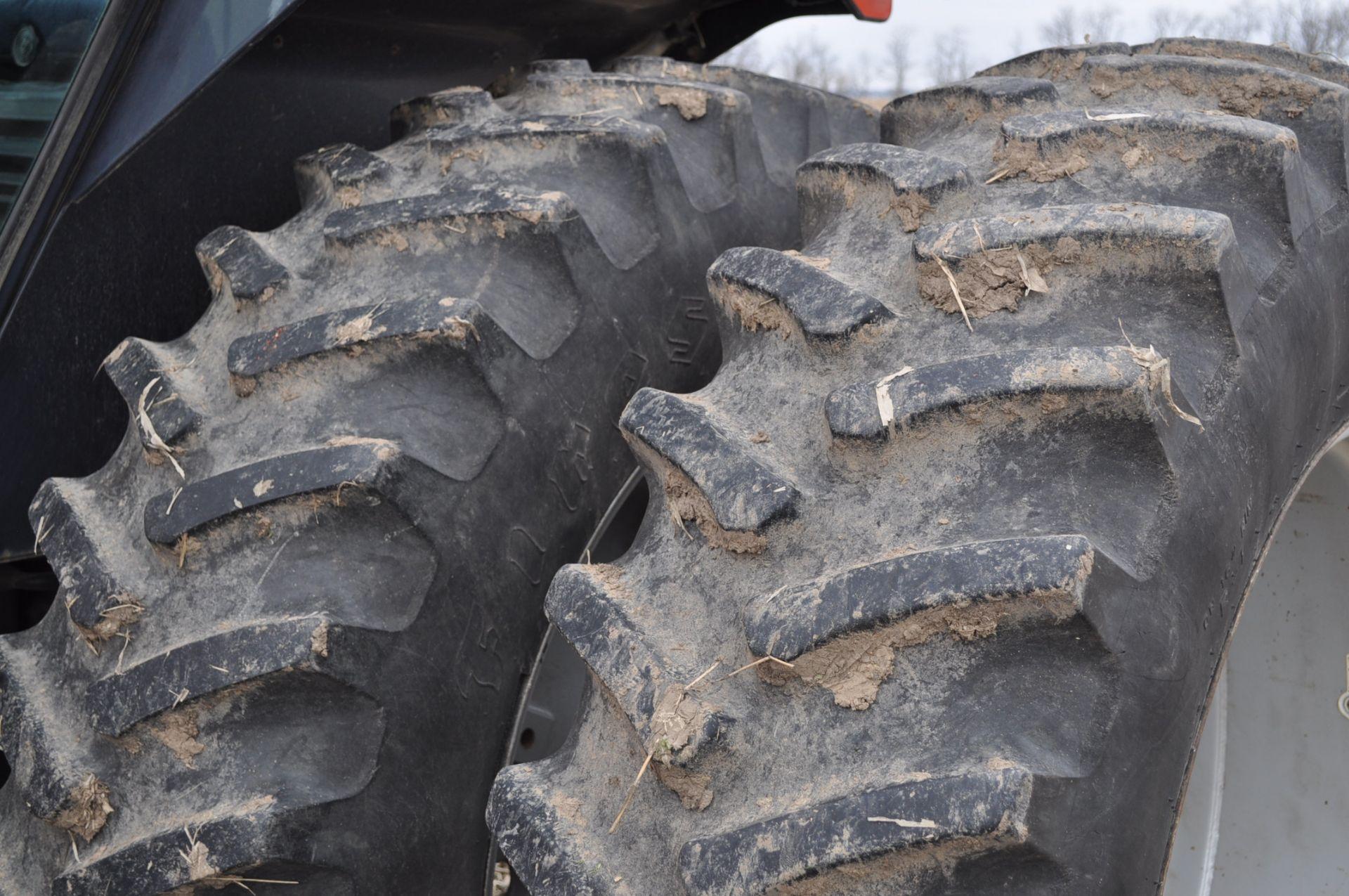 Deutz Allis 9150 tractor, MFWD, 18.4 R 42 duals, 420/85 R 28 tires, 6+3 speed range, 2 hyd - Image 6 of 20
