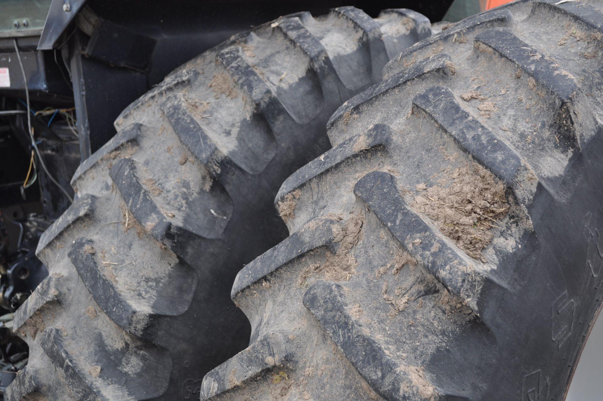 Deutz Allis 9150 tractor, MFWD, 18.4 R 42 duals, 420/85 R 28 tires, 6+3 speed range, 2 hyd - Image 8 of 20