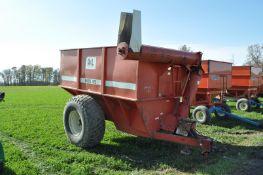 "A&L Model 426 grain cart, 12"" auger, 23.1-26 diamond tread tires, hyd gate"