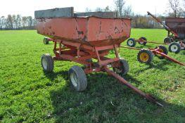 Kory 350 gravity wagon on Kory 6872 gear