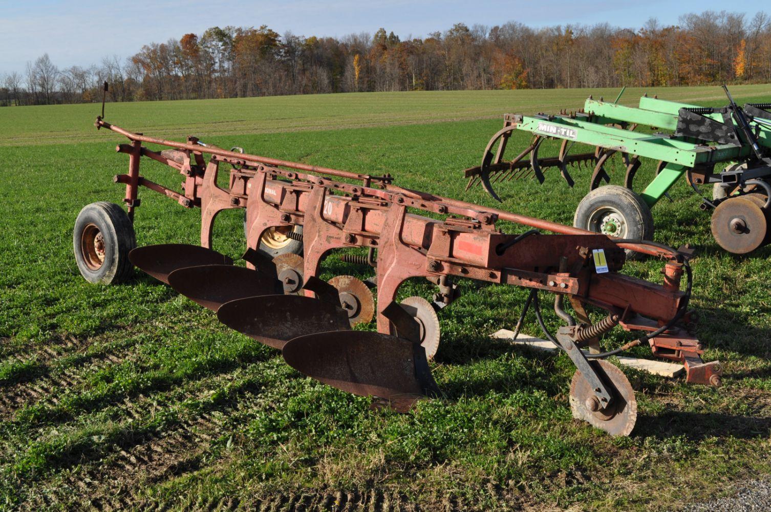 Zimmerman Farm Equipment Auction