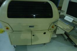 DEK Md. 265,02IX Stencil printer, SN: 274121