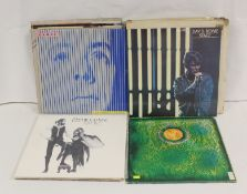 Rock LPs to include The Guess Who, Rod Argent, Alice Cooper, T. Rex, David Bowie, Camel etc.