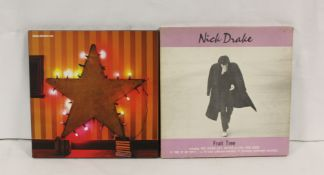 2 x box sets to include Nick Drake 'The Fruit Tree' with booklet and Marillion '.Best .Live'.