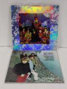 Collection of Rolling Stones records to include Their Satanic Majesties Request, Big Hits on Abkco