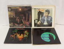 Collection of Folk/Rock LPs to include Sandy Denny, John Martyn, Bob Dylan, Fairport Convention