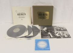 The Complete Keynote Collection, 21 record box set, 1986, with booklets.