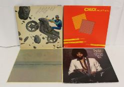 Jazz related LPs to include 5 x Stanley Clarke to include one sided promo of 'We Supply', Chuck
