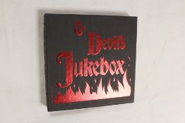The Devils Jukebox, box set, on Blast First including Sonic Youth, etc.