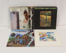 Folk related LPs to include Caravan, Andy Desmond, Arlo Guthrie, also Pete Yarrow and Matt McGinn