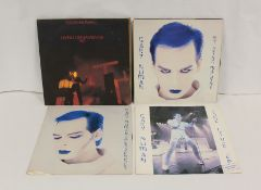 """10 x Gary Numan related records to include shaped picture discs of 'I Can't Stop', 'Beserker', 12"""""""