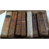 O'LEARY ARTHUR. Miscellaneous Tracts. Disbound 1782. O'Leary, priest, politician & writer, was