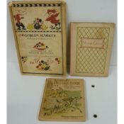ROSSETTI CHRISTINA.  Goblin Market. Illus. by Arthur Rackham. Orig. pict. card wrappers & chipped