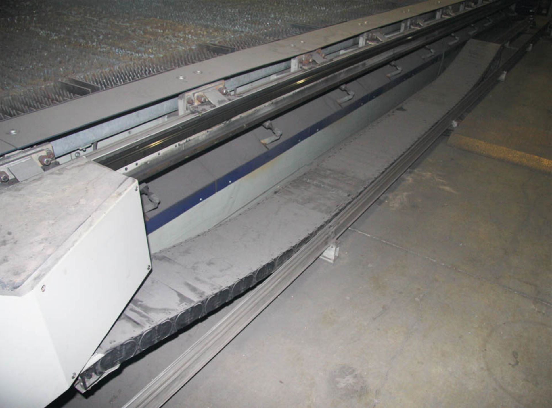 """2015 MESSER MDL. MMEXCEL HI-DEF CNC PLASMA CUTTING TABLE, [2] HEADS, 140"""" X 324"""" OVERALL TABLE SIZE, - Image 17 of 20"""