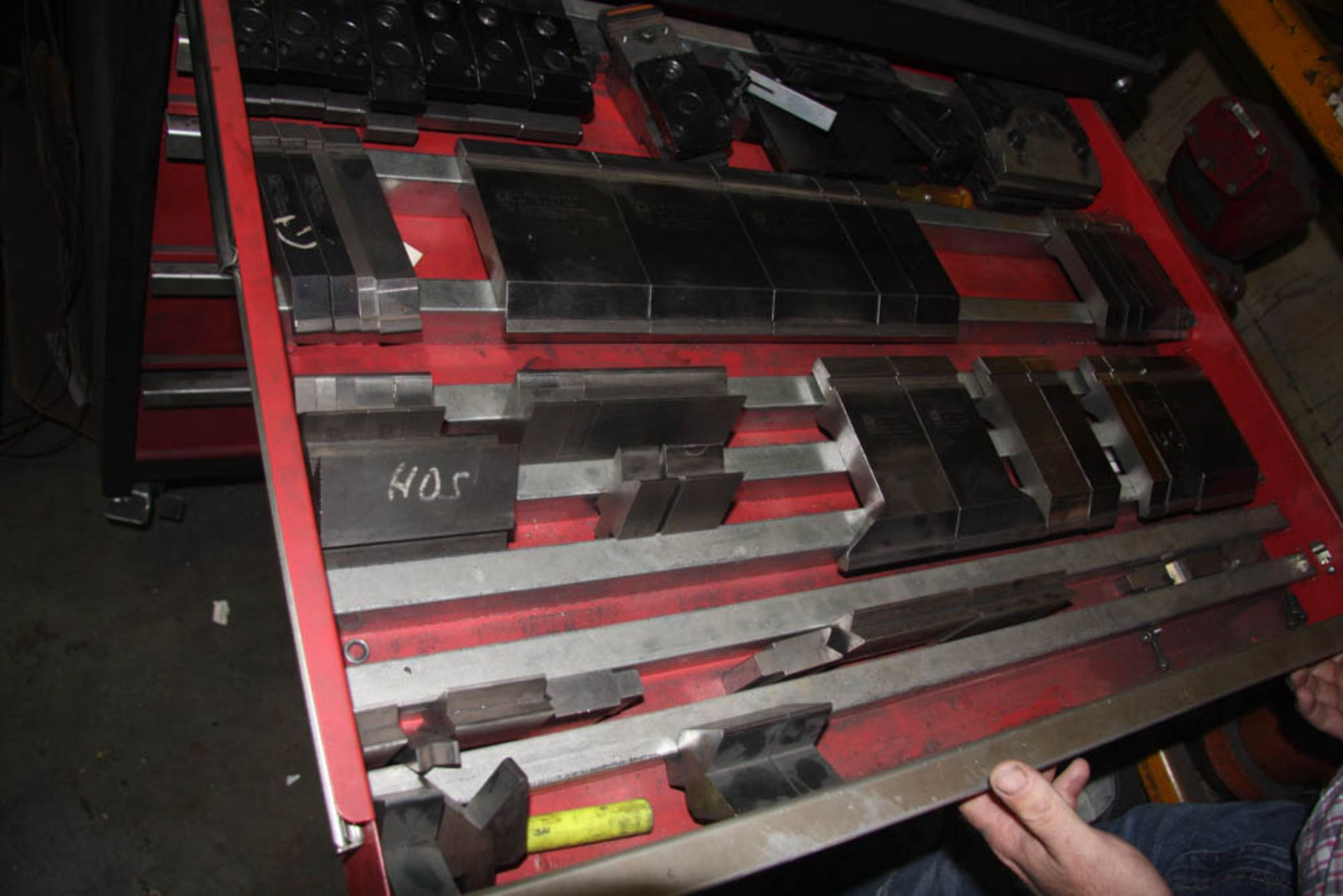 AMADA BRAKE TOOLING & DIES - Image 10 of 14