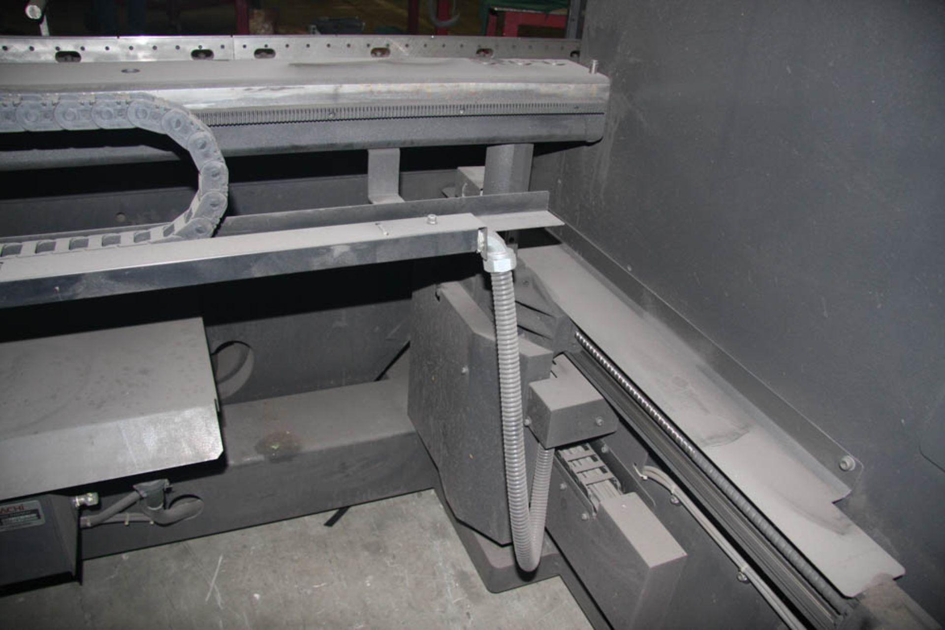 "2015 187 US TON X 122"" AMADA MDL. HG1703 CNC PRESS BRAKE, AMNC 3i CONTROL, 122"" MAX BEND LENGTH - Image 10 of 14"