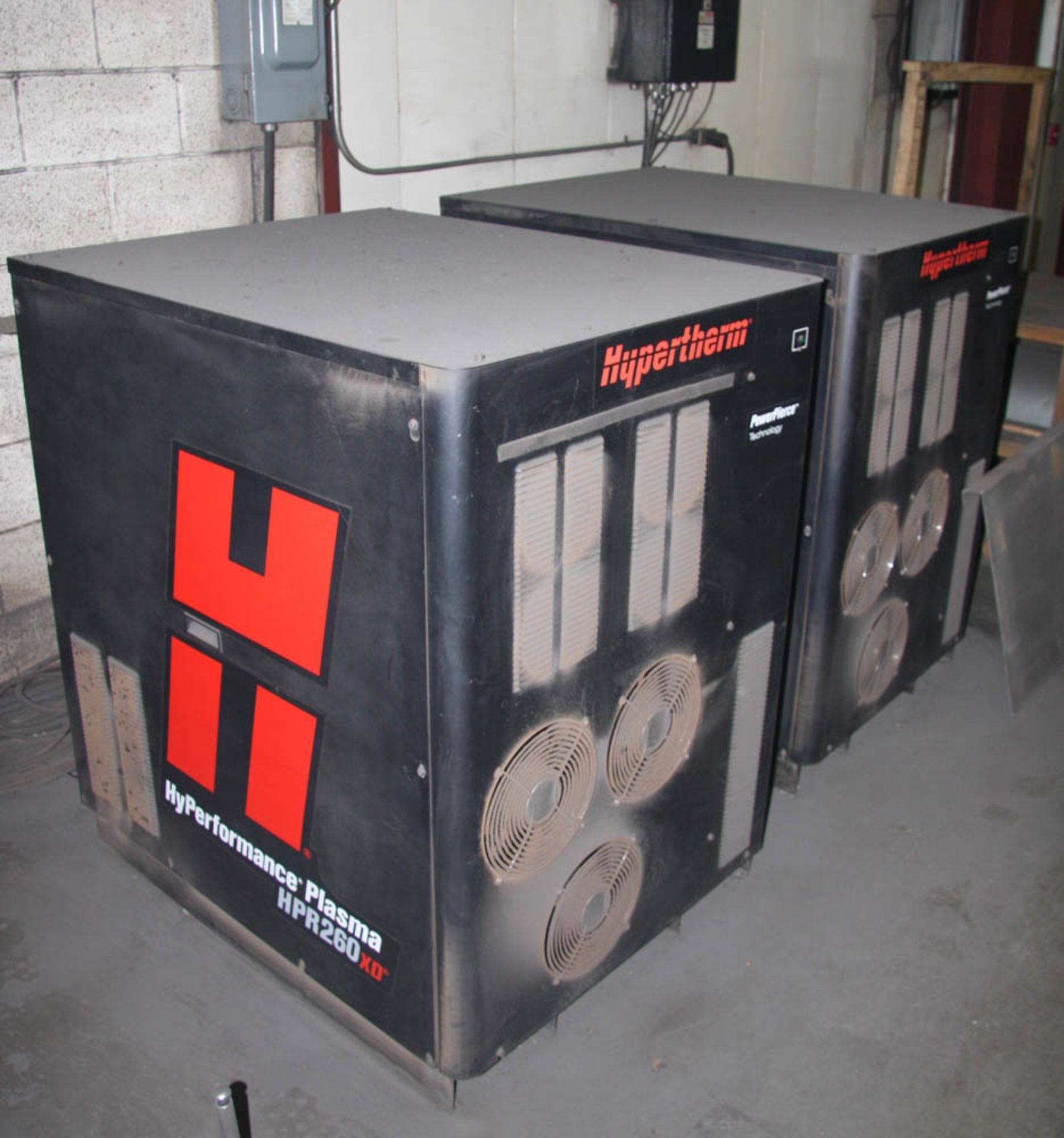 """2015 MESSER MDL. MMEXCEL HI-DEF CNC PLASMA CUTTING TABLE, [2] HEADS, 140"""" X 324"""" OVERALL TABLE SIZE, - Image 12 of 20"""