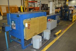 """C.I. HAYES STRIP ANNEALING FURNACE, 1/2"""" - 5"""" STRIP WIDTH, 2,000# COIL WEIGHT, 16"""" / 42"""" COIL ID /"""