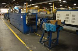 """C.I. HAYES STRIP ANNEALING FURNACE, 1"""" - 12"""" STRIP WIDTH, 4,000# COIL WEIGHT, 16"""" / 42"""" COIL ID /"""