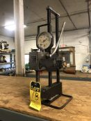 KING PORTABLE BRINELL TESTER S/N T25 [WALTON HILLS, OH]