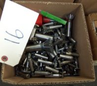 LOT OF ASSORTED KEYSEAT CUTTERS