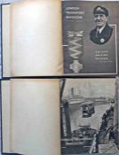 Two bound double-volumes of the LONDON TRANSPORT MAGAZINE comprising volumes 6, 7, 8 & 9 from