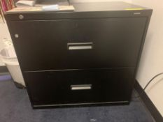 Hon 2 Drawer Lateral File Cabinet