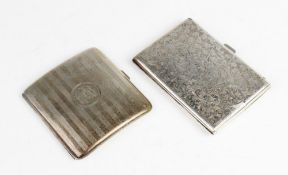 A Victorian silver aide memoire by Hilliard & Thomason, Chester 1898, of rectangular form with