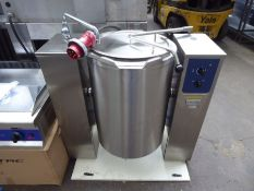 ELECTROLUX 40L TIPPING KETTLE