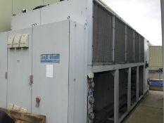 APV / JE HALL AMMONIA SCREW COMPRESSOR