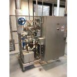 2013 CIP Flow Panel Skid with Heat Exchanger