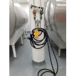Washdown Water Hose with Spray Nozzle