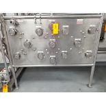 14 Port Divert Panel