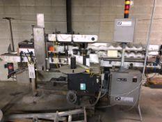 LSI Labeling Systems Pressure Sensitive Labeler