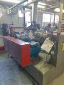 Twin Vilter 446 Ammonia Compressors