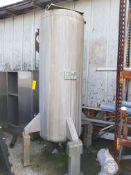 Stainless Steel Boiler Reclaim Tank